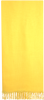 Gele ROMANO SHAWLS AMSTERDAM Sjaal PASH PLAIN  - small