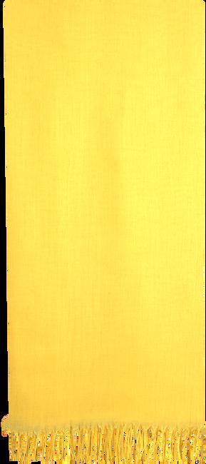 Gele ROMANO SHAWLS AMSTERDAM Sjaal PASH PLAIN  - large