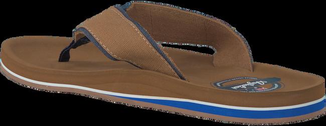 Bruine AUSTRALIAN Slippers SANDFORT AT SEA  - large