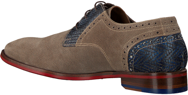 Beige FLORIS VAN BOMMEL Nette schoenen 18107  - large