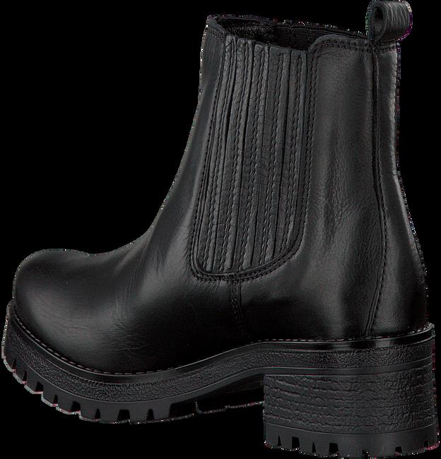 Zwarte OMODA Enkellaarsjes 21509  - large