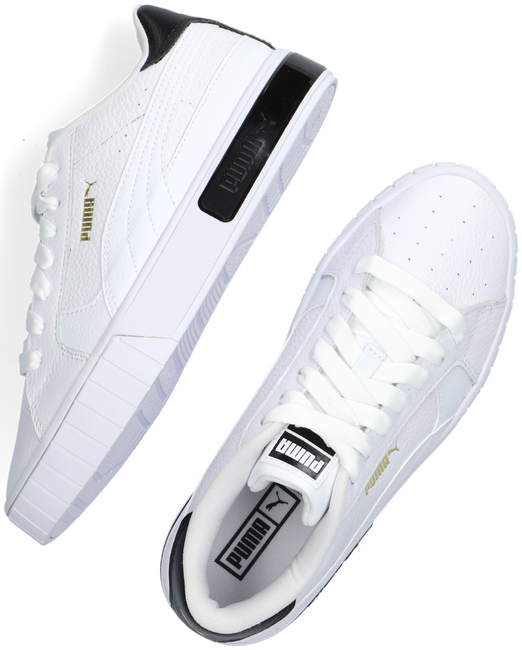 Witte PUMA Lage sneakers CALI STAR WN'S  - large