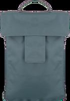 Blauwe MYOMY Rugtas MY HOME BAG BACKBAG  - medium