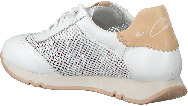 Witte HISPANITAS Lage sneakers HV09973 KIOTO  - large