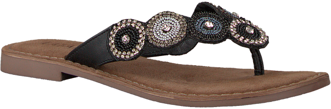 Zwarte LAZAMANI Slippers 75.451  - large
