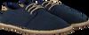Blauwe TOMS Veterschoenen DIEGO - small