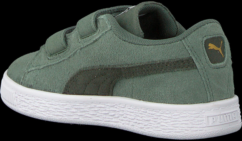 34571f95aa2 Groene PUMA Sneakers SUEDE CLASSIC INF. PUMA. -30%. Previous