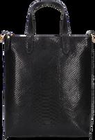 Zwarte FRED DE LA BRETONIERE Shopper SHOPPINGBAG L  - medium