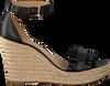 Zwarte MICHAEL KORS Sandalen BELLA WEDGE - small