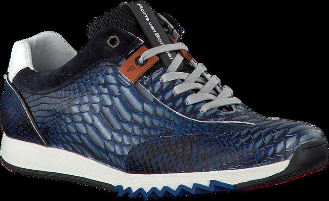 Blauwe FLORIS VAN BOMMEL Sneakers 16219  - large
