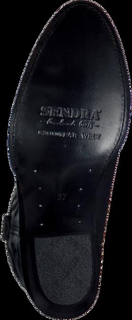 Zwarte SENDRA Cowboylaarzen 11627  - large