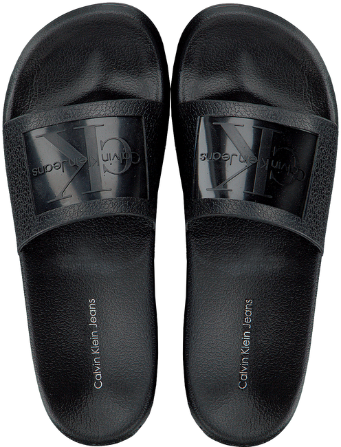 Zwarte CALVIN KLEIN Slippers CHRISTIE - large