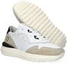 Witte D.A.T.E Lage sneakers LUNA  - small