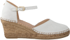 Witte FRED DE LA BRETONIERE Espadrilles 153010107  - small