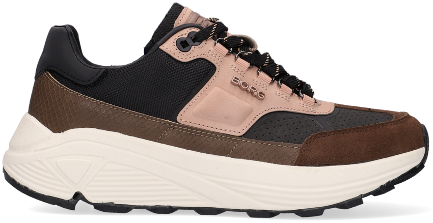 Taupe BJORN BORG Lage sneakers R1300  - larger