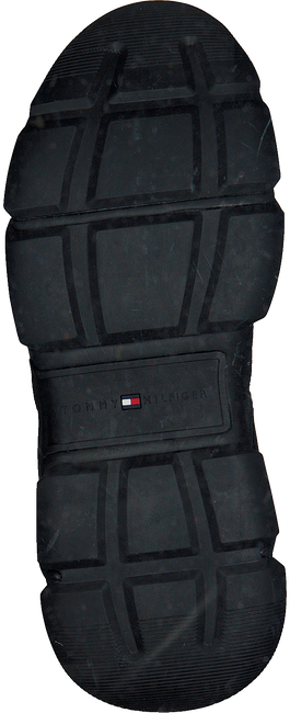 Zwarte TOMMY HILFIGER Sneaker MID CUT CHUNKY  - large