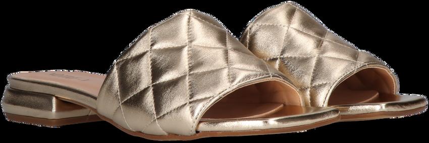 Gouden NOTRE-V Slippers 1318  - larger