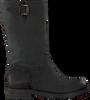 Zwarte OMODA Lange laarzen 8602  - small