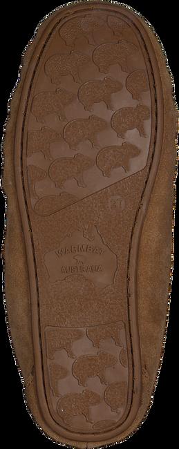 Cognac WARMBAT Pantoffels FJORDA WOMEN SUEDE  - large