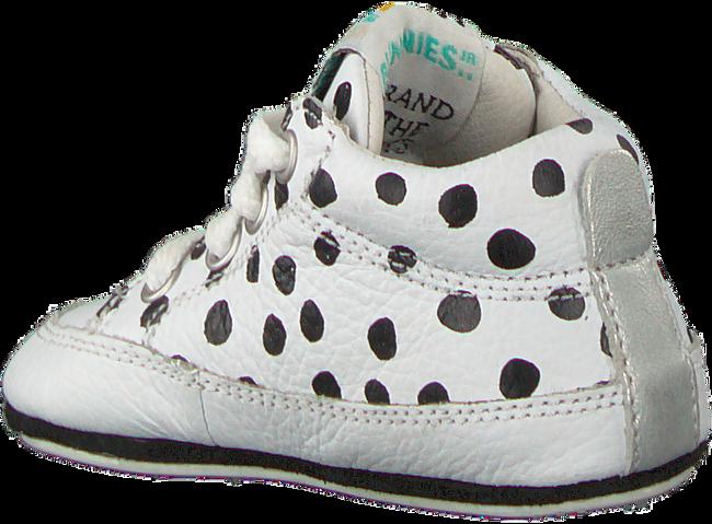 Witte BUNNIES JR Sneakers ZUKKE ZACHT  - large