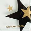 Zwarte MICHAEL KORS Telefoonhoesje PHN COVER 7 LETTERS - small