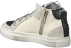 Witte P448 Sneakers LOVE - small