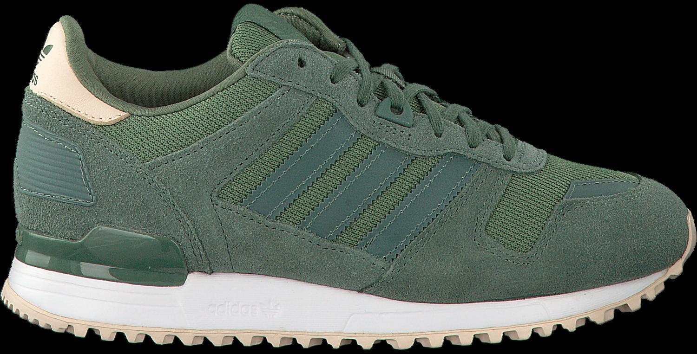 Groene ADIDAS Sneakers ZX 700 DAMES | Omoda
