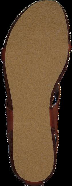 Cognac RED-RAG Sandalen 79128 - large