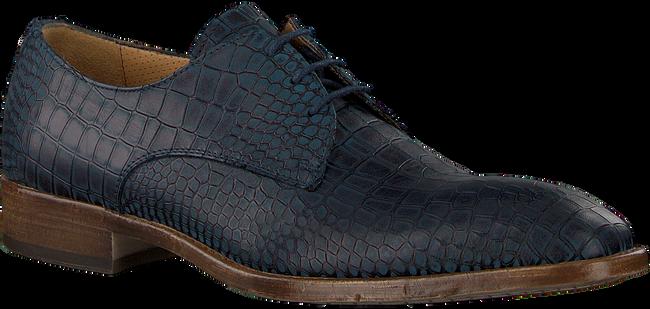Blauwe GIORGIO Veterschoenen 974110 - large