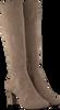 Taupe UNISA Hoge laarzen NATALIE  - small