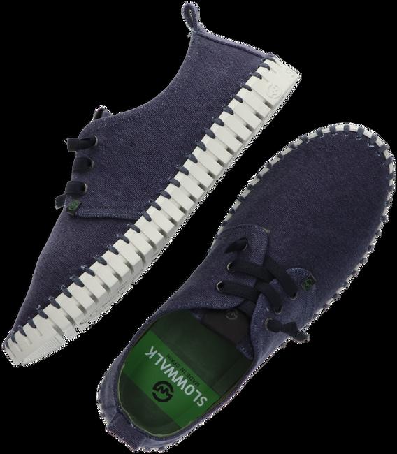 Blauwe SLOWWALK Lage sneakers FOSIL  - large