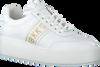 Witte NUBIKK Sneakers ELISE GPS  - small