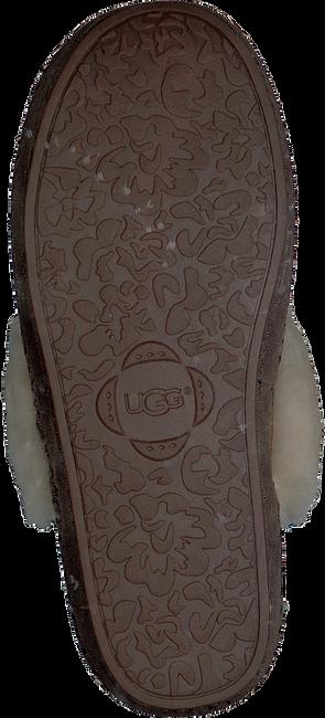 Bruine UGG Pantoffels AIRA  - large