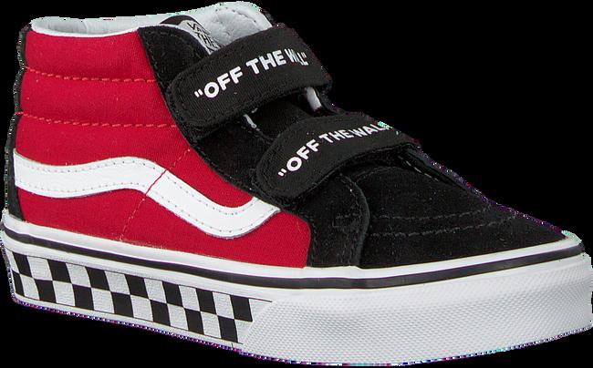 Rode VANS Sneakers SK8-MID REISSUE V UY  - large