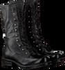 Zwarte A.S.98 Enkellaarsjes 259295  - small