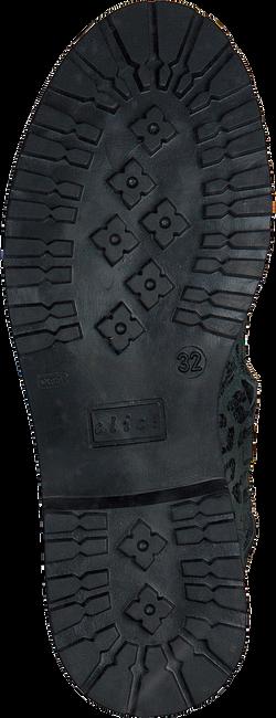 Grijze CLIC! Veterboots 9584  - large