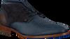 Blauwe REHAB Nette schoenen SALVADOR ZIG ZAG - small