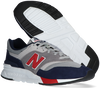 Grijze NEW BALANCE Lage sneakers CM997  - small