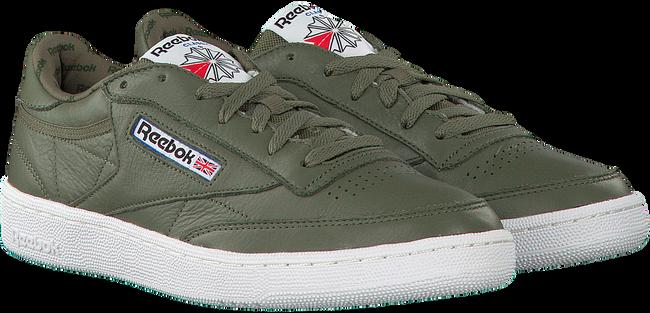 Groene REEBOK Sneakers CLUB C 85 MEN  - large