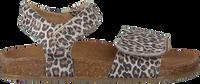 Beige CLIC! Sandalen CL GRASS - medium