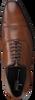 cognac VAN BOMMEL Nette schoenen 16199  - small