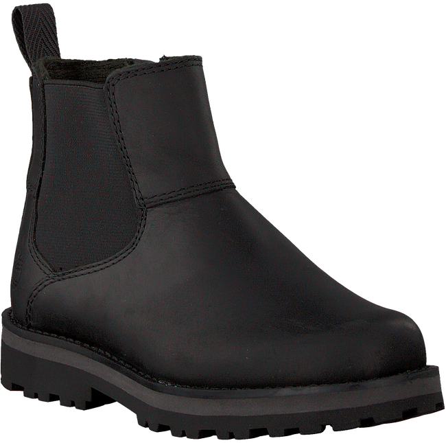 Zwarte TIMBERLAND Chelsea boots COURMA KID  - large