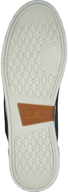 Blauwe HUB Sneakers CHUCKER - large