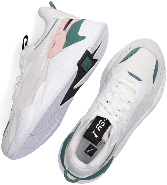 Beige PUMA Lage sneakers RS-X REINVENT WN'S  - large