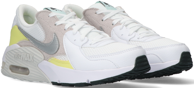 Witte NIKE Lage sneakers AIR MAX WMNS  - large