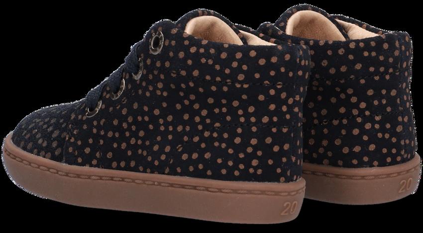 Blauwe SHOESME Hoge sneaker FL21W001  - larger