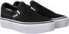 Zwarte VANS Sneakers CLASSIC SLIP-ON PLATFORM - small