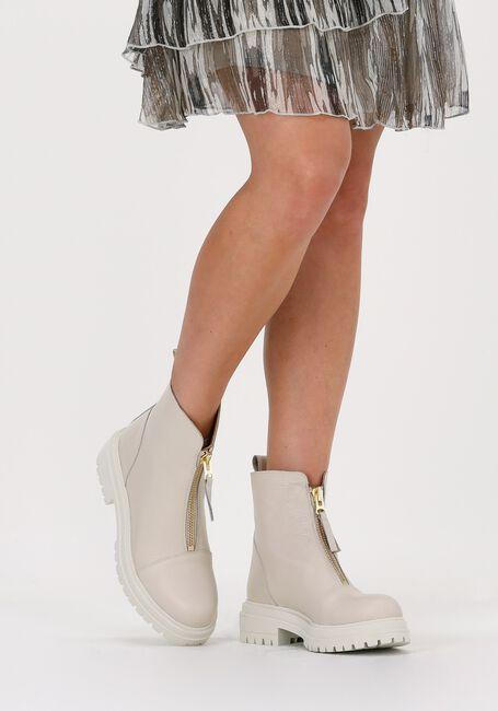 Beige CA'SHOTT Chelsea boots 24208  - large