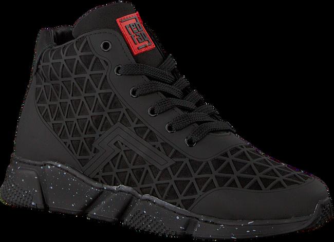 Zwarte RED RAG Sneakers 13271 - large