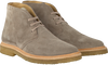 Taupe NUBIKK Veterschoenen LOGAN DESERT MEN  - small